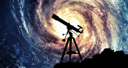 Scientific Discovery and God: The Universe, Part 1