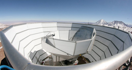 New Telescope Observations Provide Cosmic Creation Confirmations